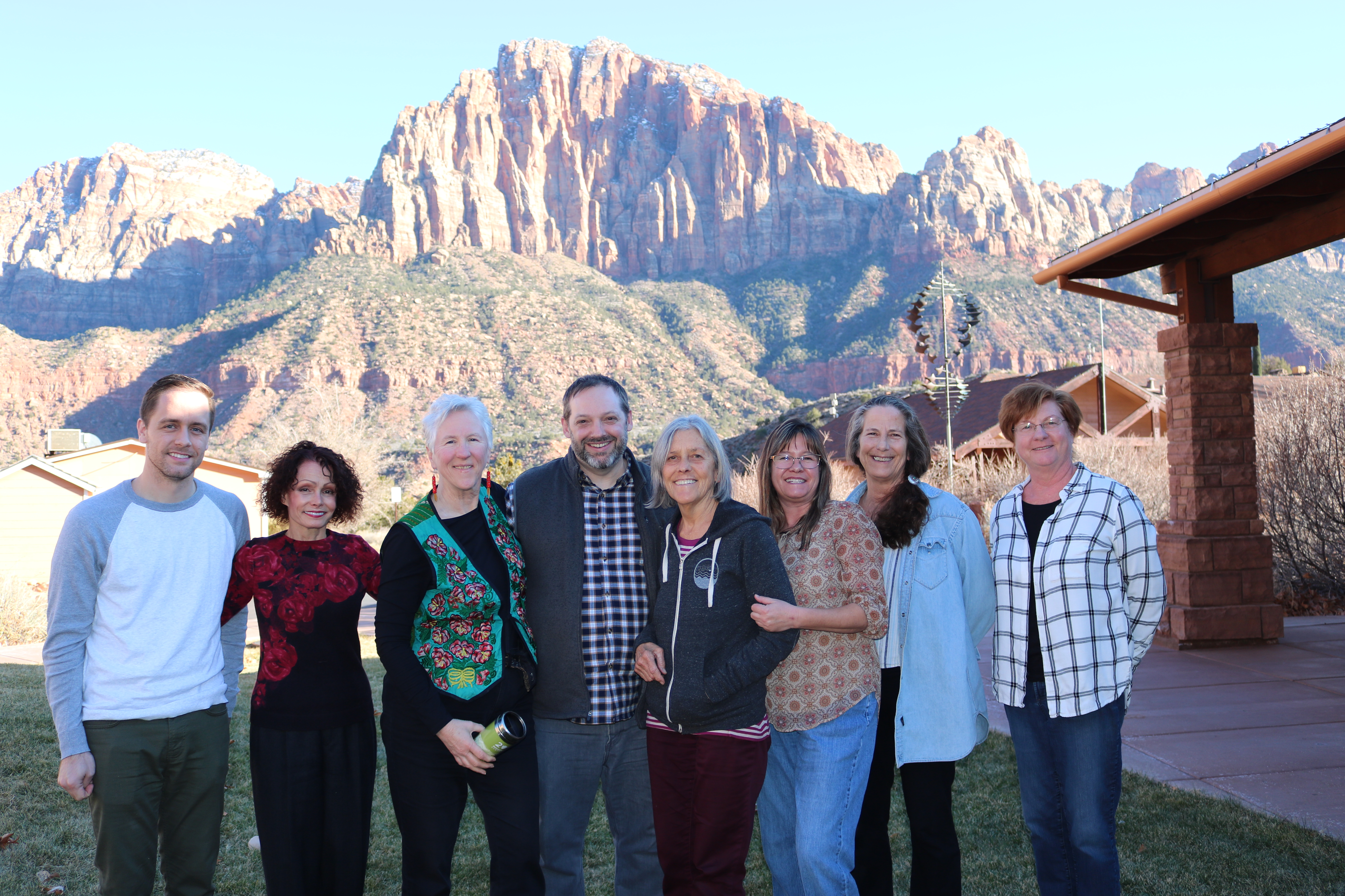 Change Leaders at the Kanab Leadership Circle 2019